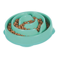 MINI Fun Feeder Interactive Feeder — Teal Drop