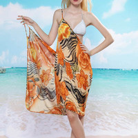 Maldives Beach Cover-up Dress