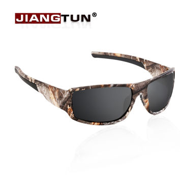Top Fashion Black Polarized Sunglasses Men Cool Style Quality Sun Glasses Anti-UV High Quality