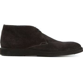 CREYONJF Sergio Rossi lace-up boots