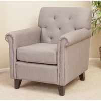 Andover Mills Tufted Lounge Chair
