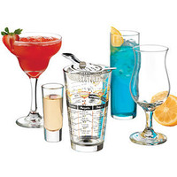 Libbey Glassware, Bar in a Box 18 Piece Set - Glassware - Dining & Entertaining - Macy's