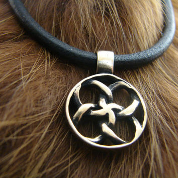 Svadebnik Pendant, Ancient slavic amulet, Nordic talisman, Pagan Amulet, Slavic Jewelry, Gift for him, Gift for her, Norse
