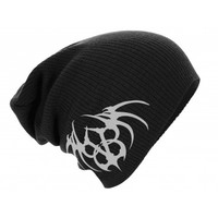 Black Veil Brides 'Spider Bat' Slouch Knitted Beanie