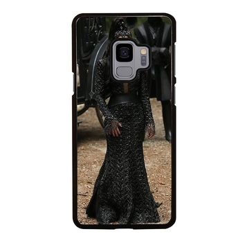 ONCE UPON A TIME EVIL QUEEN Samsung Galaxy S3 S4 S5 S6 S7 S8 S9 Edge Plus Note 3 4 5 8 Case