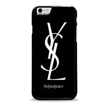 Yves Saint Laurent YSL fashion Iphone 6 Plus Cases