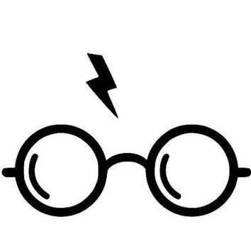 Harry Potter  Vinyl Car/Laptop/Window/Wall Decal