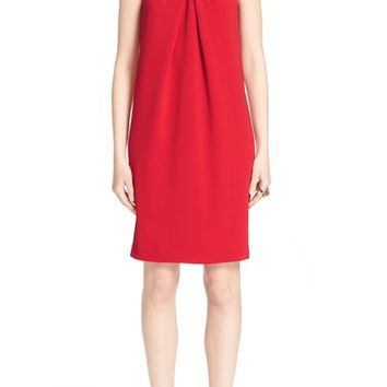 St. John Collection Classic Cady Halter Dress | Nordstrom