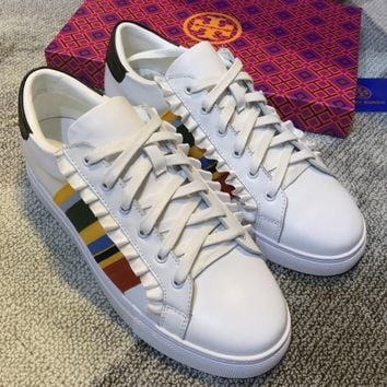 Tory Burch  Women Fashion Casual Sneakers Sport Shoes