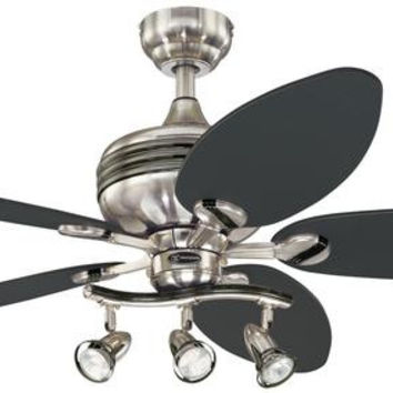 Xavier II 52-Inch Reversible Five-Blade Indoor Ceiling Fan