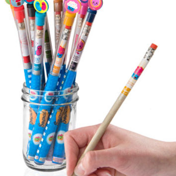 Smencils Gourmet Scented Pencils (10-pack)