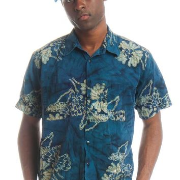 Not-Quite-Vintage 00's Aloha Means Hello & Goodbye Shirt - S/M/L