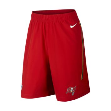 Nike SpeedVent (NFL Buccaneers) Men's Training Shorts