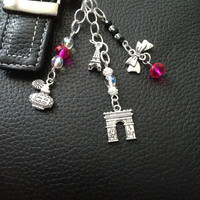 Paris Elements Planner Charm
