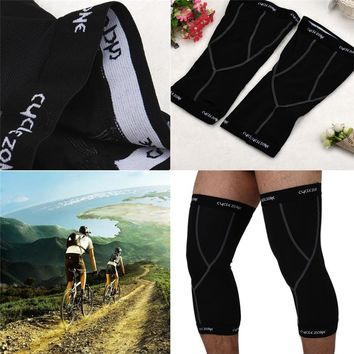 High Quality Sports Outdoor Leg Sunscreen UV protection Guard Knee Sleeve Bike Bicycle Cycling Knee sets Sports leg sleeves M10