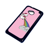 HELLO KITTY UNICORN HTC One M7 Case