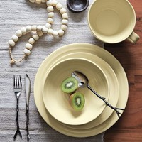 Crafted Dinnerware - Natural