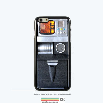 Star Trek Tricorder, Custom Phone Case for iPhone 4/4s, 5/5s, 6/6s, 6/6s+ and iPod Touch 5