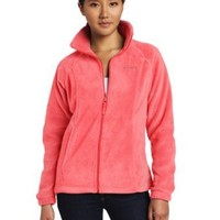 Amazon.com: Columbia Women's Benton Springs Full Zip Jacket: Clothing