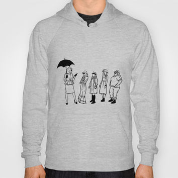 Sloppy Little Witch Bitch / American Horror Story: Coven Hoody by Pop & Sketch