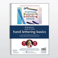 Learn To Draw - Hand Lettering Basics