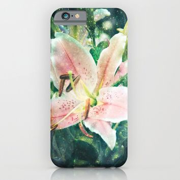 Moonlight Stargazers iPhone & iPod Case by Jenndalyn
