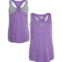 Under Armour Girls' Double The Fun Tank Top
