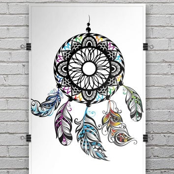 Fancy Dreamcatcher - Ultra Rich Poster Print