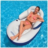 Intex Corp 58864EP Comfy Cool Lounge For Pool:Amazon:Toys & Games
