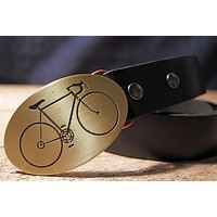 Bicycle Bike Belt Buckle