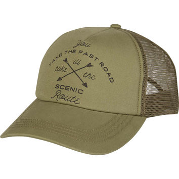 Billabong - Aloha Forever Trucker Hat | Seagrass