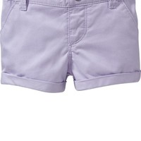 Old Navy Twill Shorts For Baby
