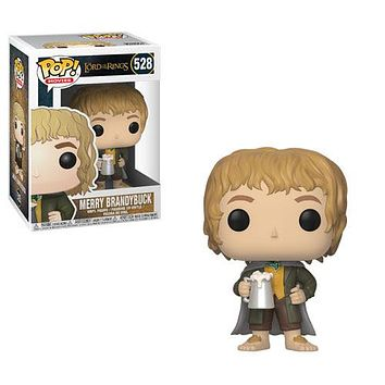 Merry Brandybuck Funko Pop! Movies Lord of the Rings
