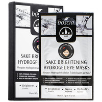 boscia Sake Brightening Hydrogel Eye Masks (3 pairs)