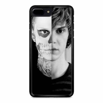 American Horror Story Skull Tate iPhone 8 Plus Case