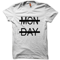 ONE DIRECTION Shirt Niall Horan Monday T-Shirt Black White Gray Maroon Unisex T-Shirt Tee S,M,L,XL #1