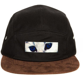 WHITE EYES CAMP HAT BLACK – Odd Future