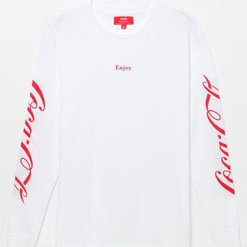 PacSun x Coca-Cola Relaxed Long Sleeve T-Shirt at PacSun.com