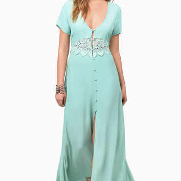 Smooth Talker Maxi Dress