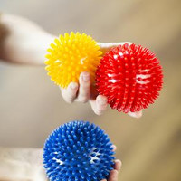 Massage Balls (Set of 3) from Power Systems