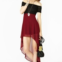 Juliet Tail Dress