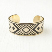 Ettika Enzo Cuff at Free People Clothing Boutique