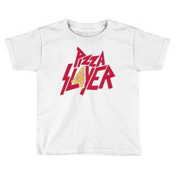pizza slayer Toddler T-shirt