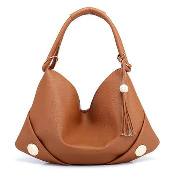PU Leather Hobo Bags