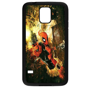 Retro Deadpool for Samsung Galaxy S5
