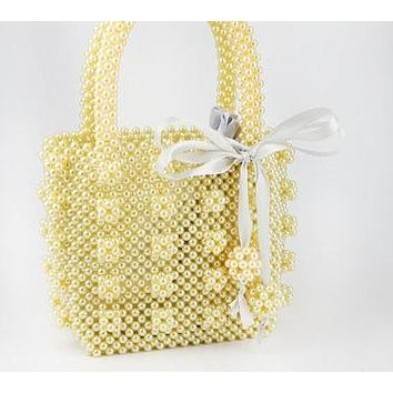 3D Micro Mini Bead Bag