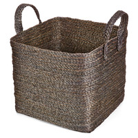 Abaca Storage Basket, Small