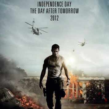 White House Down 27x40 Movie Poster (2013)