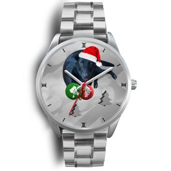 Customized Dog Print Christmas Special Wrist Watch-Free Shipping