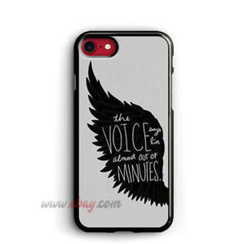Supernatural iPhone Cases Castiel Samsung Galaxy Cases Supernatural iPod cover